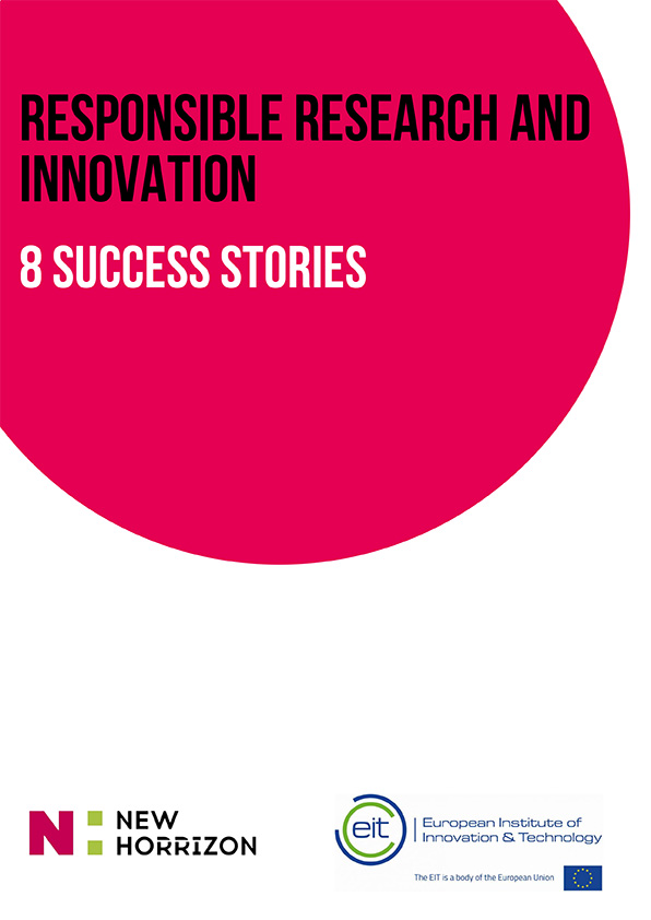 New Horizon Responsible Research and Innovation 8 Success Stories
